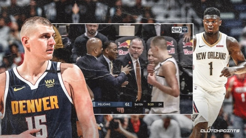 VIDEO: Nuggets' Mike Malone rips referee with NSFW rant, gets ejected