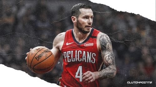 Pelicans' JJ Redick climbs up the all-time 3-pointers list