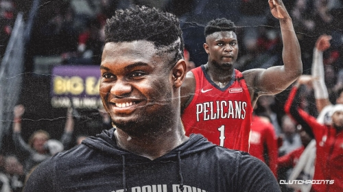 Zion Williamson questions Pelicans' desire on the glass after loss to Nuggets