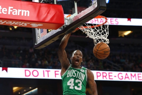Must C's: Javonte Green should be in the dunk contest