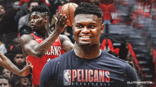 Pelicans' Zion Williamson reacts to being rested in crunch time for 2nd-straight game