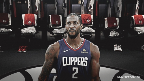 Kawhi Leonard shrugs off rumored turmoil within Clippers locker room