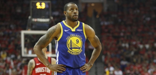 NBA Rumors: Andre Iguodala Trade Could Close Gap Between Rockets & LA's 'Twin Towers,' Per 'Bleacher Report'
