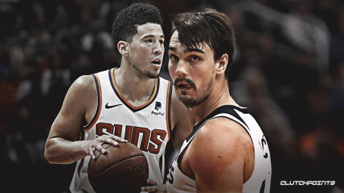 Suns' Dario Saric declares Devin Booker the best player he's ever played with