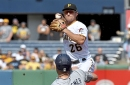 Adam Frazier became an everyday player ... and a trade chip for the Pirates