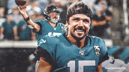 Jaguars QB Gardner Minshew goes to Instagram to sell his mustache