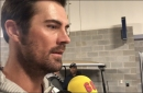 Cole Hamels on bringing experience and leadership to Braves' pitching staff