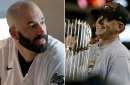 Mike Fiers gets thunderous ovation after exposing cheating Astros