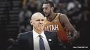 Mavs coach Rick Carlisle thinks Jazz center Rudy Gobert will win Defensive Player of the Year award again