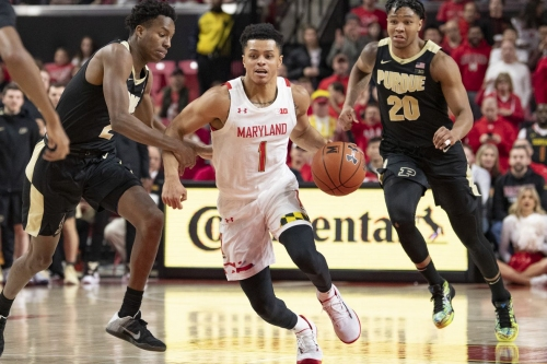 Sunday Big Ten Preview: Terps Head West to Bloomington