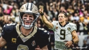 Saints' Drew Brees seriously considering broadcasting career