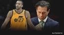 Jazz's Quin Snyder says it's 'self-evident' that Rudy Gobert is an All-Star