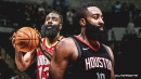 Rockets' James Harden out vs. Nuggets, doubtful vs. Jazz