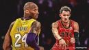 Trae Young posts stat line not seen since Kobe Bryant in 2006: 'He was with me tonight'