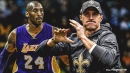 Saints QB Drew Brees shares reaction to Kobe Bryant's death