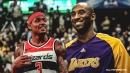 Bradley Beal on Kobe Bryant: 'He was our Jordan'