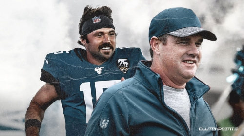 Why Jay Gruden will help make Gardner Minshew a star with the Jaguars