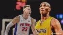 Pistons video: Blake Griffin's emotional reaction to Kobe Bryant's tragic passing