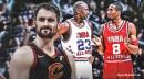 Kevin Love says Lakers icon Kobe Bryant was Michael Jordan '2.0'