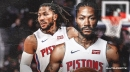 Derrick Rose out for Pistons vs. Cavs with knee soreness