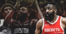 James Harden out vs. Jazz due to thigh contusion