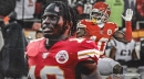Chiefs' Tyreek Hill avoids fine for actions in AFC Championship Game