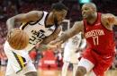 Rockets vs. Jazz game thread