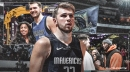 Mavericks' Luka Doncic honors Kobe Bryant, helicopter crash victims