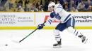 Nylander scores in fourth straight, Maple Leafs beat Predators