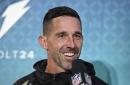 49ers' Shanahan speaks laid-back language of Chiefs' Reid on Super Bowl Opening Night
