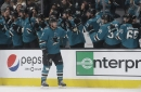 Sharks 4, Ducks 2: Rejuvenated Patrick Marleau enjoys a memorable night