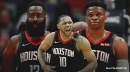 Rockets' Eric Gordon scores career-high 50 points without James Harden, Russell Westbrook