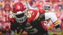 Chiefs star Frank Clark doesn't think the 49ers have seen a defensive end like him