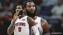 Pistons C Andre Drummond questionable vs. Nets with left wrist sprain