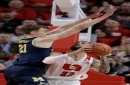 Michigan basketball discovers it has offense even while missing top 2 players