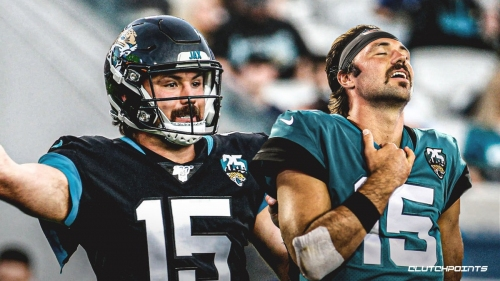 Gardner Minshew is out to prove he's the best QB option for Jaguars