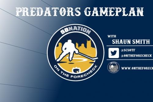 Predators Gameplan - Nashville Predators vs Washington Capitals - Video Preview