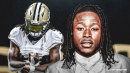Saints RB Alvin Kamara speaks out on his contract situation