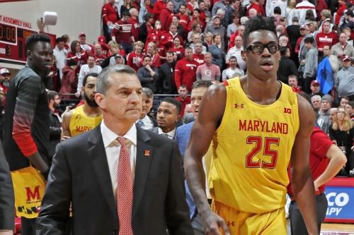 Thursday Big Ten Preview: Maryland Hosts Iowa