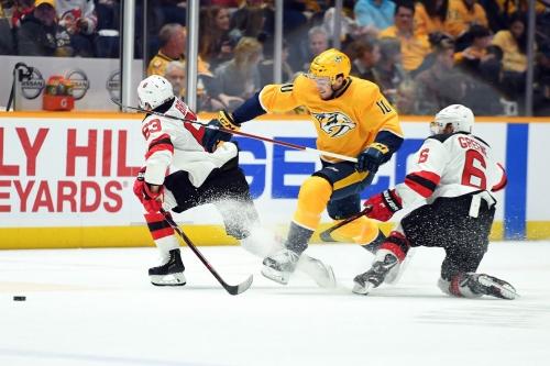 Nashville Predators @ New Jersey Devils Preview: Return of the Coach