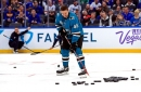 Tomas Hertl out for remainder of the season