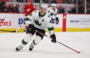 Sharks forward Tomas Hertl out for season with knee injury