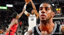 Spurs big man LaMarcus Aldridge's value is dropping in today's league