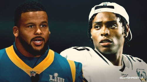 Rams' Aaron Donald opens up about Jalen Ramsey's impact