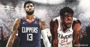 Clippers' Paul George, Patrick Beverley to both play vs. Kings
