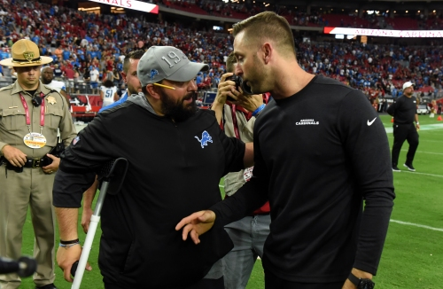 Detroit Lions up for 'Hard Knocks' again, but 'Hollywood' Kingsbury would make better viewing