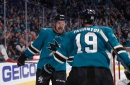 """Joe Thornton on Tomas Hertl: """"He knows he's not alone in this"""""""