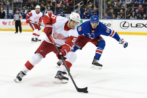 Why the Detroit Red Wings want to hear what Valtteri Filppula has to say