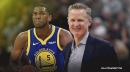 Warriors' Steve Kerr reveals how players reacted after learning of Kevon Looney's return