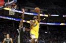 Warriors' Kevon Looney (abdominal strain) to play Saturday vs. Cavaliers
